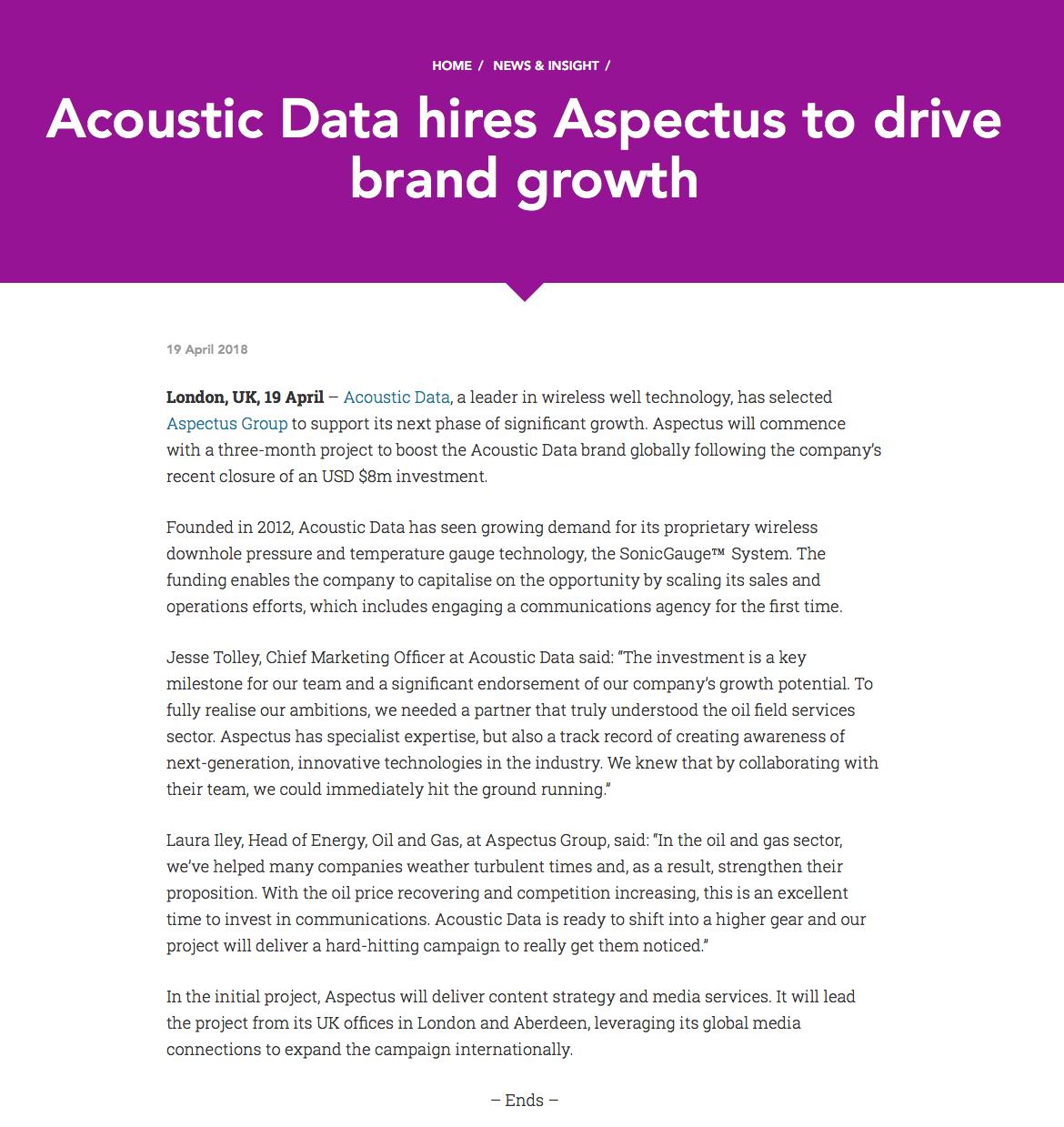 AspectusGroup_AcousticData